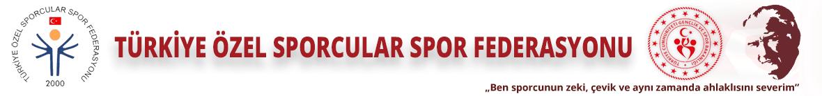 Türkiye Özel Sporcular Spor Federasyonu